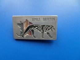 EMILE BERTIN, Croiseur , Insigne Marine , Insigne , Augis - Marine