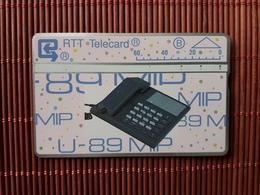 S 32 U-89 Phone  Mip 106 L  Used Catalogue 16 Euro Rare - Belgique