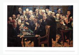 Jeu De Peinture Chess Club 2013 Filokartistov - Echecs