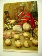 NIGERIA PHOTO JOHN HINDE BRASS SMITH  MESTIERE  ARTIGIANO  AFRICA AFRIQUE   VIAGGIATA FORMATO - Artigianato