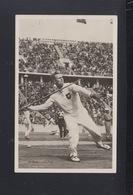 Dt. Reich Olympia 1936 AK Stock Erringt Die Goldmedaille Im Speerwerfen - Olympic Games