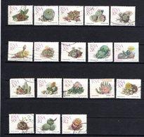 Afrique Du Sud Scott N° 735/752 Oblitérés - Vrac (max 999 Timbres)