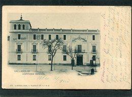 CPA - VALLADOLID - Capitania General  (dos Non Divisé, 1900) - Valladolid