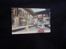 Arts. Poitiers .L' Hôtel De Ville .Le Musée. Tableaux. Sculptures.Voir 2 Scans . - Arts
