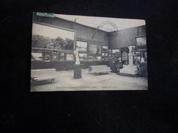 Arts. Auxerre.Exposition ( RARE = CACHET ) Nationale 1908.Beaux - Arts N°4.Tableaux. Sculptures.Voir 2 Scans . - Arts