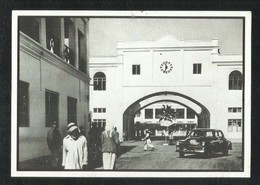 Bahrain Very Old Black & White Picture View Card Postcard New - Bahrain