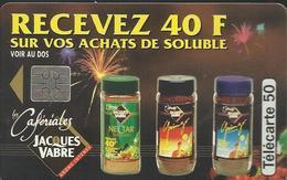 Les Cafériales Jacques Vabre - 05 94 - Alimentation