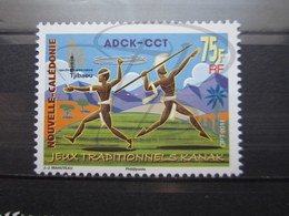 VEND BEAU TIMBRE DE NOUVELLE-CALEDONIE N° 1131 , XX !!! (b) - Nueva Caledonia