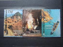 VEND BEAUX TIMBRES DE NOUVELLE-CALEDONIE N° 1107 - 1109 , XX !!! (b) - Nieuw-Caledonië