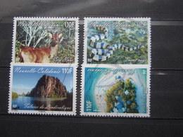 VEND BEAUX TIMBRES DE NOUVELLE-CALEDONIE N° 1132 - 1135 , XX !!! (b) - Nueva Caledonia