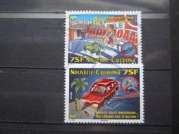 VEND BEAUX TIMBRES DE NOUVELLE-CALEDONIE N° 1113 + 1114 , XX !!! (b) - Nueva Caledonia
