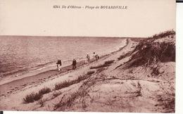 CPA 17 -- ILE D'OLERON -- Plage De BOYARDVILLE - Ile D'Oléron