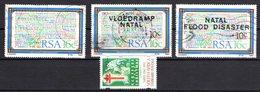 Afrique Du Sud Scott N° 702.1013.B13a.B13b.. Oblitérés - Afrique Du Sud (1961-...)