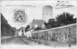 CHATEAURENAULT LA TOUR DE CARAMENT PRECURSEUR 1902 TBE - Autres Communes