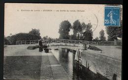 45, Grignon, Environs De Lorris, Les Bords Du Canal , L'ecluse - France