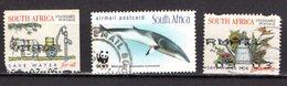 Afrique Du Sud Scott N° C29.963b.963c.oblitérés - Afrique Du Sud (1961-...)