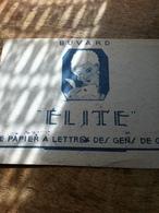 Buvard Elite Le Papier à Lettre Des Gens De Gout - Papeterie