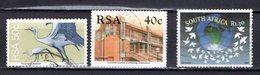 Afrique Du Sud Scott N° 422.764.1165..oblitérés - Afrique Du Sud (1961-...)