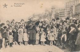 CPA - Belgique - Blankenberge - Blankenberghe - Le Troubadour - Blankenberge