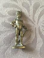 KINDER METAL / SOLDAT EUROPEEN 1730-1900 - 50mm (RARE A CETTE TAILLE) - Figurines En Métal