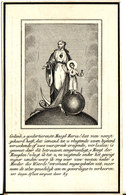 GEBOREN TE ELVERSELE 1814+1848 THEODORUS DE CORTE. - Religion &  Esoterik