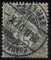 TYPE BLANC - YVERT N°111 OBLITERATION SUISSE : LA CHAUX DE FONDS - 1877-1920: Periodo Semi Moderno