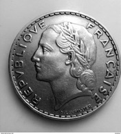 FRANCE 5 FRANCS LAVRILLIER 1933       N° 367 DE - France