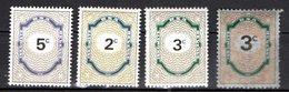 Afrique Du Sud 4 Timbres - Afrique Du Sud (1961-...)