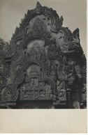 CPA CAMBODGE - CAMBODIA -  ASIE - ASIA - Ruines D'ANGKOR - Bas Relief ( Editions DUONG DONARY - Phnom Penh ) - Cambodge