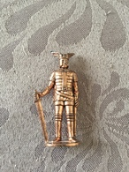 KINDER METAL / ANTIKE KÄMPFER I N°2 - Metal Figurines