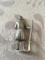 KINDER METAL / SOLDAT 1830-1915 N°3 - Figurines En Métal