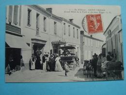 17 - Ile D'Oléron - Saint Trojan - Grand Hôtel De La Forêt Et Des Deux Plages - LC - 1907 - Ile D'Oléron