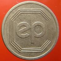 KB135-2 - EP EGBERT PROHAMA - Dalfsen - WM 22.5mm - Koffie Machine Penning - Coffee Machine Token - Professionnels/De Société