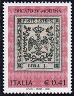 Repubblica Italiana, 2002 - Ducato Di Modena - MNH** Nr.2666 - 2001-10:  Nuevos
