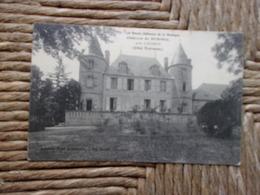 8-1------------chateau De Durbec Pres Laforge---voir Recto Verso - Unclassified