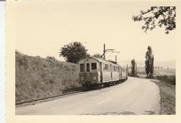 Train à Définir  Allemagne - 1959 ( Format 12,8cm X 9cm ) - Trains