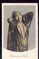 Egypte - Chanteuse Arabe - 1910 - Zonder Classificatie