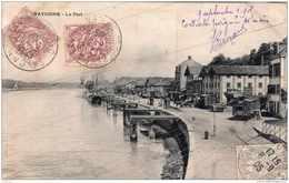 BAYONNE LE PORT 1905 TBE - Bayonne