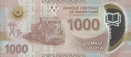 MAURITANIA P. NEW 1000 O 2017 UNC - Mauritanie