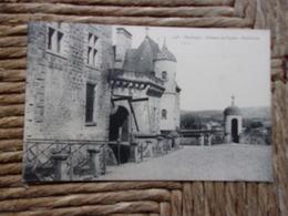 8-1---------dordogne Chateau De Fayrac Pont Levis------------voir Recto Verso - France