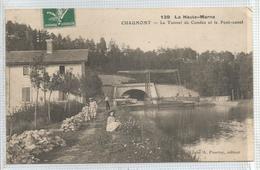 52 - Haute Marne - Chaumont - Le Tunnel De Condes Et Le Pont Canal - Chaumont