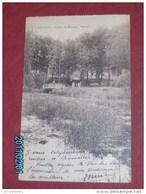 BASTOGNE  -  Château De Recogne  -  Pavillon   - - Bastenaken