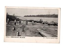 Editeurs Chocolat Klaus Beach De Bamili Congo - Congo - Brazzaville