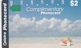 Australia - Complimentary - Shell - A955311 - Australie