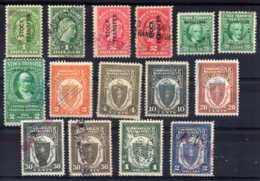 U.S.A - 26 Different Stock Transfer Stamps - Used - United States