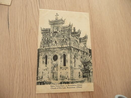 CPA Chine China  Kouytchéou Church Of Our Lady  Paypal Ok Out Of Europe - Chine
