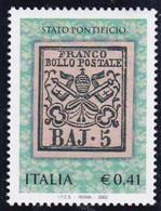 Repubblica Italiana, 2002 - Stato Pontificio - MNH** Nr.2687 - 2001-10:  Nuevos