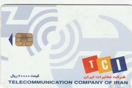 Iran -  TCI - Redrawn - Iran