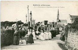 Audierne Pittoresque - 31- Procession à Esquibien - Audierne
