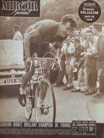 Revue Miroir Sprint N°210 (19 Juin 1950) L Bobet Champion De France - - Boeken, Tijdschriften, Stripverhalen